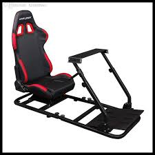 2018 whole dxracer ps combo 200 diy racing simulator for ps3 g27 racing game chair computer game steering wheel bracket set from xianmao