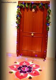 diwali decoration ideas home entrance pooja pinterest