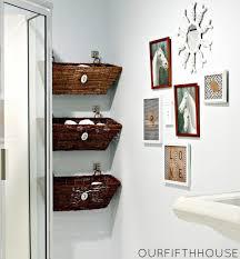 diy bathroom wall decor. Bathroom:Wall Decor For Bathroom Diy Ideas Craft Decorwall Bathrooms On Pinterestwall In Bluewall Walls Wall