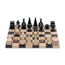 man ray chess set board  moma design store