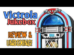 victrola jukebox review unboxing
