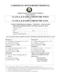 Proposal Letter For Sponsorship Sample For Event Corporate Sponsorship Proposals Sponsorship Proposal Kit