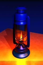 Smc Lighting Raoni Gillet Kerosine Lamp Smc