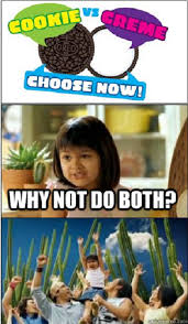Rage Comic #6: Why Not Do Both? by InfiniteSerenityx3 on DeviantArt via Relatably.com