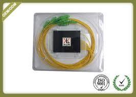 Plc Splitter Loss Chart Ftth Fiber Optic Splitter Module Telecommunication 1x8 Plc