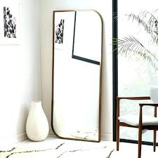 target wall mirror metal wall mirror west elm framed asymmetrical floor rose gold mirrors target with shelf target threshold wall mirror brass finish
