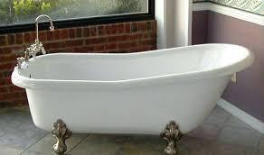 bathtub claw feet image of antique claw foot bath tub clawfoot bathtub faucet adjule swing bathtub claw feet used clawfoot bathtub faucet canada