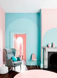 22 clever color blocking paint ideas to