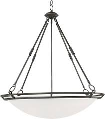 inverted bowl pendant lighting. stratus inverted bowl pendant lighting