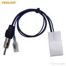 2019 feeldo car radio wire cable harness for toyota female connector 2019 feeldo car radio wire cable harness for toyota female connector antenna adapter 4796 from feeldo 6 44 dhgate com