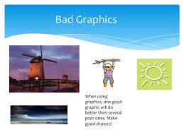 Good Powerpoint Examples Good And Bad Power Point Examples Ed Tech