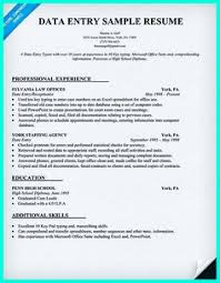 Professional Resume Template Resume Template Pinterest Data