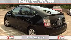 2005 Toyota Prius Black - YouTube