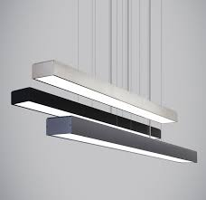 led light design linear led lighting fixtures comercial kichler pictures with charming wall mounted linear fluorescent