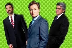Jimmy Kimmel Slams Jay Leno In Farewell to Conan O'Brien