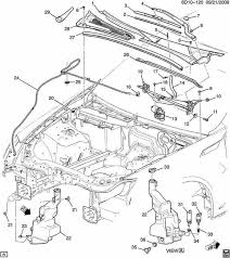 2005 2015 gm windshield wiper nut cap black c6 corvette h3 grand gm parts outlet at Gm Oem Parts Diagram