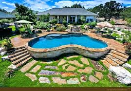 above ground pool deck pictures fantastic decks plan images of t60