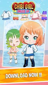 cute anime creator dress up chibi anese make up avatar characters kids