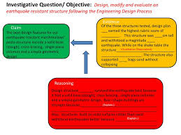 Objective Questions On Earthquake Resistant Design Of Structures Welcome To Science Todays Goal I Can Explain Why One Of My