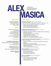 Colorful Resume Templates 100 Elegant Stock Of Eye Catching Resume Templates Resume Concept 98