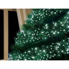 480 Christmas Tree Lights Premier 480 Multi Action White Led Cluster Festive Lights