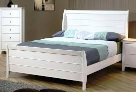 Twin Bed Frame Clearance Sold White Twin Bed Only Twin Platform Bed ...