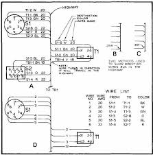 electronics drafting wiring diagrams a typical highway diagram this method can handle many wires in an organized manner b c two methods for routing individual wires into the highway