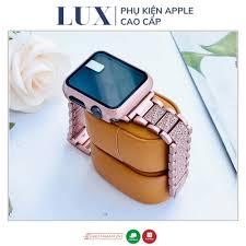 Dây thép Rolex cổ điển dành cho Apple Watch đồng hồ thông minh Series 1/2/