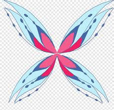 It was created by iginio straffi. Flora Bloom Roxy Tecna Winx Club Believix In You Wings Leaf Symmetry Png Pngegg