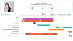 Tableau Sample Resumes How to Create an Interactive Resume in Tableau Tableau Public 10