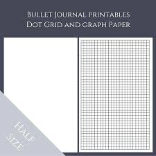 Large Graph Paper Pad Assorted Colors Double Sheet Graph Paper Pad