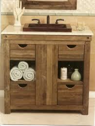 rustic bathroom vanities. bathroom vanity chairs or stools 2 rustic vanities