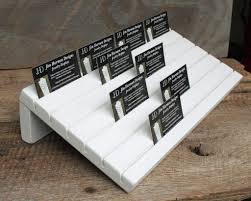 Business Cards Display Stands Business Card Display Cards Staggering Holders Staples Box 40
