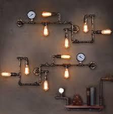 industrial vintage lighting ebay. new-industrial-steampunk-wall-lamp-retro-wall-light- industrial vintage lighting ebay t