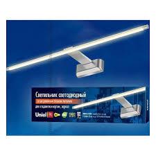 <b>Подсветка для картин</b> (UL-00001058) <b>Uniel</b> ULT-F32-9W/WW IP20 ...