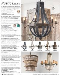 rustic luxe j a driftwood entwined ovals chandelier metal ovals with a driftwood finish surround