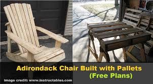pallet adirondack chair plans. Brilliant Chair On Pallet Adirondack Chair Plans L