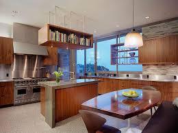 Modern Island Kitchen At Dream Beach House Altamira Residence In - California kitchen