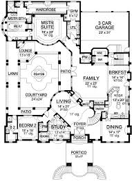 716 best house plans images on pinterest dream house plans House Plans With 3 Car Garage Apartment 716 best house plans images on pinterest dream house plans, house floor plans and architecture 3 Car Garage with Apartment Floor Plans