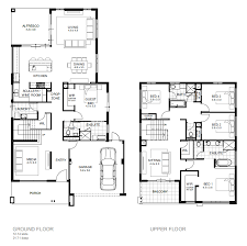 40 Bedroom House Designs Perth Double Storey APG Homes Custom Floor Plans For 5 Bedroom Homes
