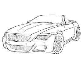 Printable Sports Car Colouring Pages Car Color Pages Printable Free