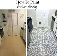 kitchen floor paint how to paint flooring to look like cement tiles floor paint kitchen floor