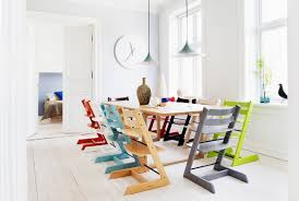 history tripp trapp by peter opsvik for stokke