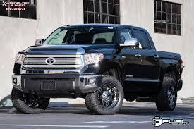 Toyota Tundra Fuel Boost D533 Wheels PVD Chrome