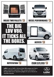 Ldv Light Duty Vehicle The Big Ldv V80 It Ticks All The Boxes Manualzz Com