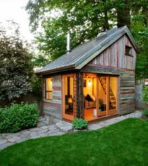 tiny backyard home office. Tiny Office · I Want This In My Backyard Home Y