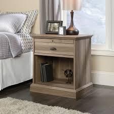 Lane Bedroom Furniture Sauder 418705 Barrister Lane Salt Oak Night Stand