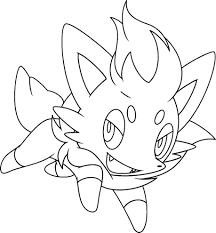 Immagini Da Stampare E Colorare Pokemon Disegno