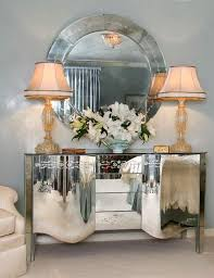 mirrored furniture room ideas. mirrored buffet mirrored furniture items are wonderful decorating ideas that create bright and spacious interior room 2