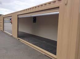 ... Mini Storage Container Conversion ...